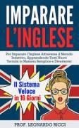 CORSI DI INGLESE CON DOCENTE MADRELINGUA INGLESE DR TONY RUSHEN