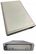 Lacie D2 DVD RW Drive professionale FIREWIRE masterizzatore