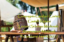 Scherma medievale ai Castelli Romani