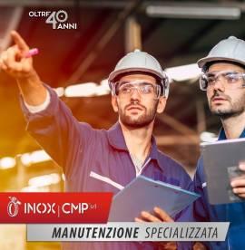 Manutenzione Specializzata Impianti e Macchinari Industriali