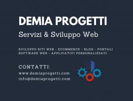 Creazione siti web Caserta, Realizzazione siti e-commerce e sviluppo software