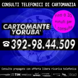 Studio di Cartomanzia - Consuto a basso costo con offerta libera ricarica telefonica
