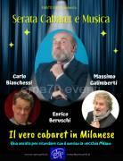 CABARET e MUSICA  IN MILANESE