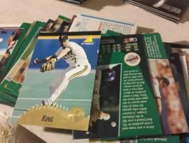 1500 CARDS NFL - BASEBALL - GOLF - HOKEY - CRIKET CARDS