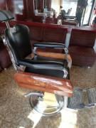 Poltrone barbiere anni 40 Regina Amata Parma