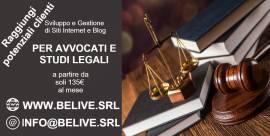 Realizzazione Siti Web per Avvocati e Studi Legali