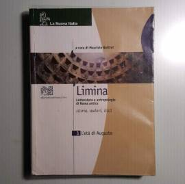Limina 3 - L'Età Di Augusto - Maurizio Bettini - La Nuova Italia - 2005