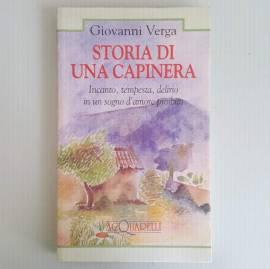 Storia Di Una Capinera - Giovanni Verga - Acquarelli Editore - Incanto, Tempesta