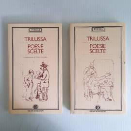 Il Meglio Di Trilussa - Poesie Scelte - Mondadori Editore - 2 libri