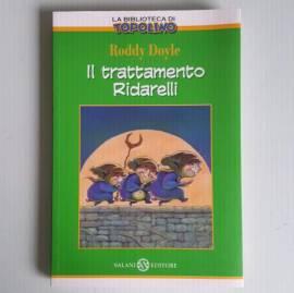 Il Trattamento Ridarelli - Roddy Doyle - La Biblioteca di Topolino - Salani Edit