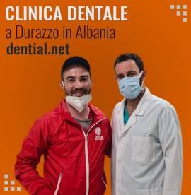 Turismo dentale - Dential clinica odontoiatrica a Durazzo e Tirana in Albania