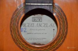 Chitarra classica Miguel Angel SL made in Valencia