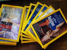 National Geographic anno 2011 in inglese