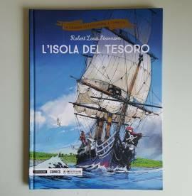 L'Isola Del Tesoro a Fumetti - Robert Louis Stevenson - Mondadori - 2018