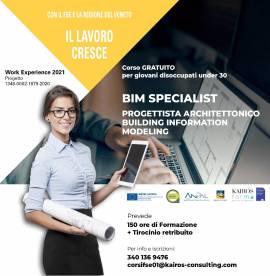 BIM Specialist - Progettista architettonico Building Information Modeling