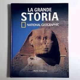 I Primi Faraoni - La Grande Storia - National Geographic - RBA - 2019