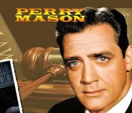 Perry Mason 19 puntate - telefilm anni 50/60 B/N