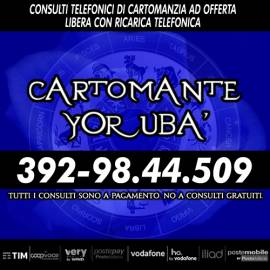 Ti posso garantire un servizio di alta qualità - Yorubà