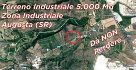 Terreno Industriale Fabbricabile