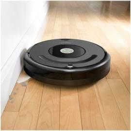 IROBOT Robot Aspirapolvere Wifi Roomba 676 Colore Grigio / Antracite