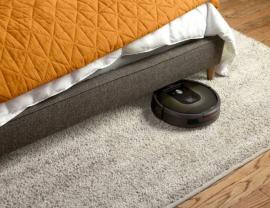 Robot Aspirapolvere Wi-Fi con Smart Home