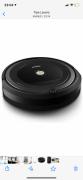 IROBOT Robot Aspirapolvere Roomba 696 Capacità 0,6 L Potenza 33 W Colore Nero
