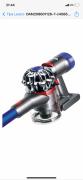DYSON V7 Motorhead Origin Aspirapolvere Senza Sacco 2in1 Senza Sacco Colore Grigio / Porpora