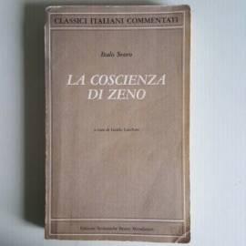 La Coscienza Di Zeno - Italo Svevo - Classici Italiani Commentati - Mondadori