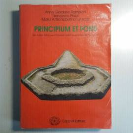 Principium Et Fons - Rampioni, Piazzi, Tumscitz - Cappelli Editore - 1997