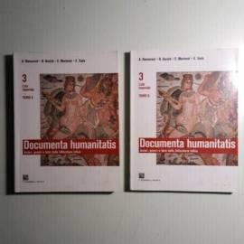 Documenta Humanitatis 3A-3B - Roncoroni, Gazich, Marinoni - Signorelli Ed - 2007