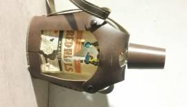 VECCHIA Bottiglia di Whisky Vuota da collezione