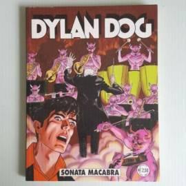 Dylan Dog - Sonata Macabra - Originale - Nuovo