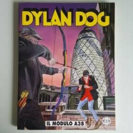 Dylan Dog - Il Modulo A38 - Originale - Nuovo