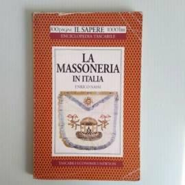 La Massoneria In Italia - Enrico Nassi - Newton - Enciclopedia Tascabile - 1994