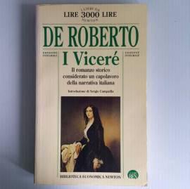 I Viceré - Federico De Roberto - Newton Editore - Copertina Flessibile - 1995