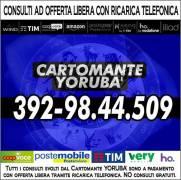 Consulto telefonico di Cartomanzia con il Cartomante -Yorubà - Prezzi accessibili a tutti