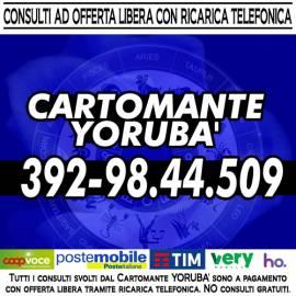 Scegli il tuo Cartomante, tutto puo' cambiare - il Cartomante YORUBA'