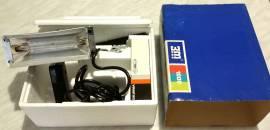 Lampada alogena orientabile 3M mod.1000 cine/video riprese scatola/accessori nuovo