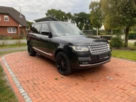 Land Rover Range Rover SDV6 Hybrid