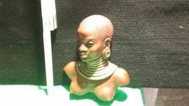 Scultura Etnica in Legno