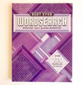 Wordsearch - Best Ever - Discover Your Puzzle Potential - Igloo Books - 2021
