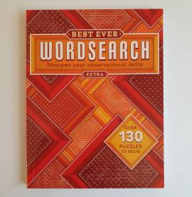 Wordsearch - Best Ever - Sharpen Your Observational Skills - Igloo Books - 2021
