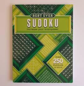 Sudoku - Best Ever - Increase Your Brainpower - Igloo Books - 2021
