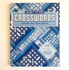 Crosswords - Best Ever - Unleash Your Inner Genius - Igloo Books - 2021