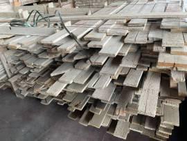 Travetti e tavolette usate di varie sezioni