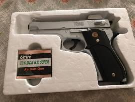 Pistola S&W M639 Aria compressa (Giocattolo)