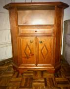 mobile porta Tv in legno massiccio