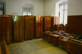 Armadi modernariato legno vintage