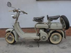 LAMBRETTA 150 D del 1958, CONSERVATA