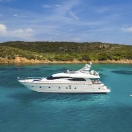 Charter Yacht Sardegna